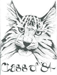 OVC '84 Mascot